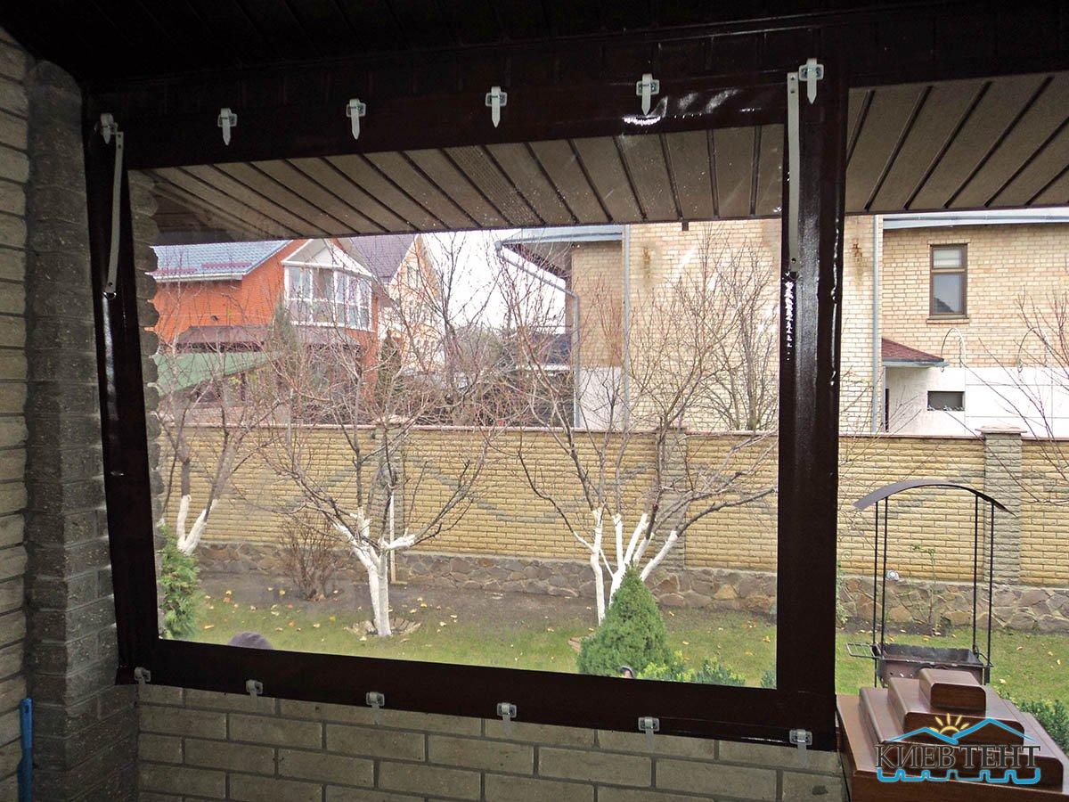 тентовые окна