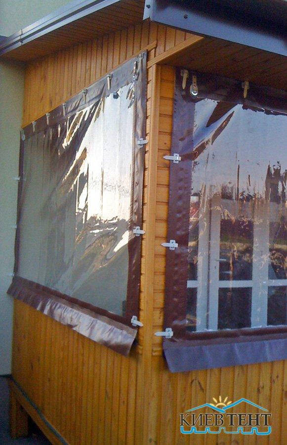 тентовое окно