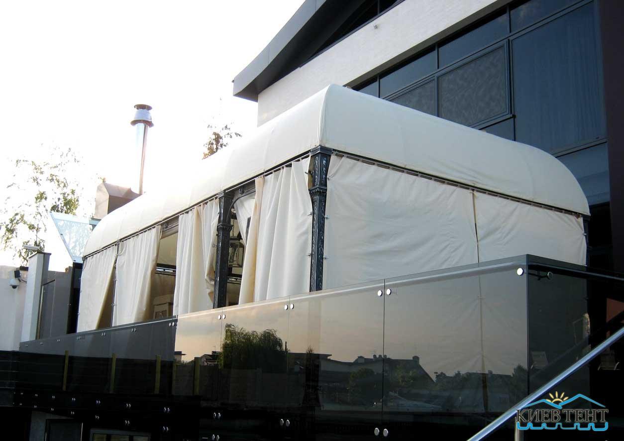 Окна из ткани Монако