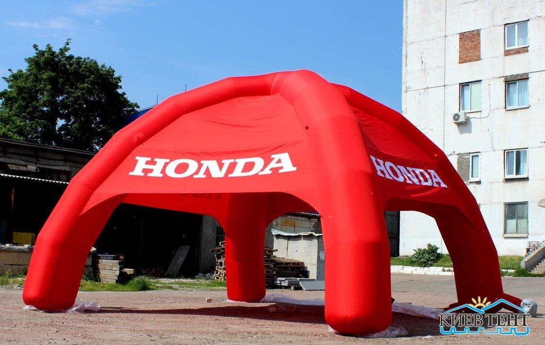 Надувная палатка Honda 7х7