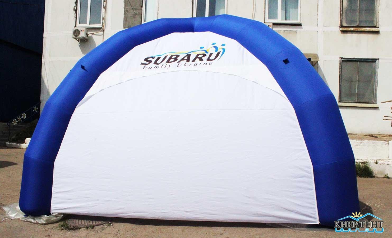 Надувной шатер Subaru 5х5