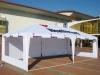 Шатер, сублимационная печать крыши