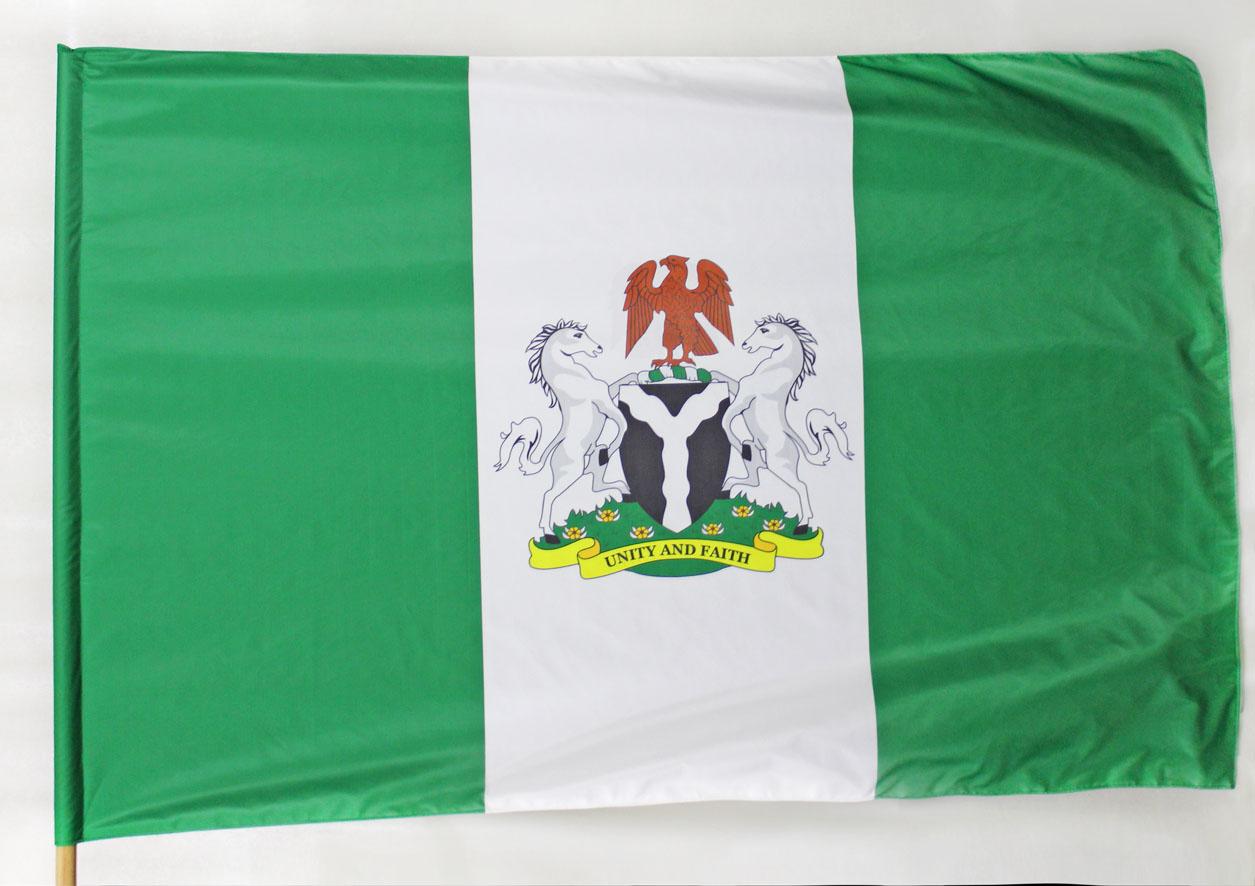 Сублимационный флан Нигерии