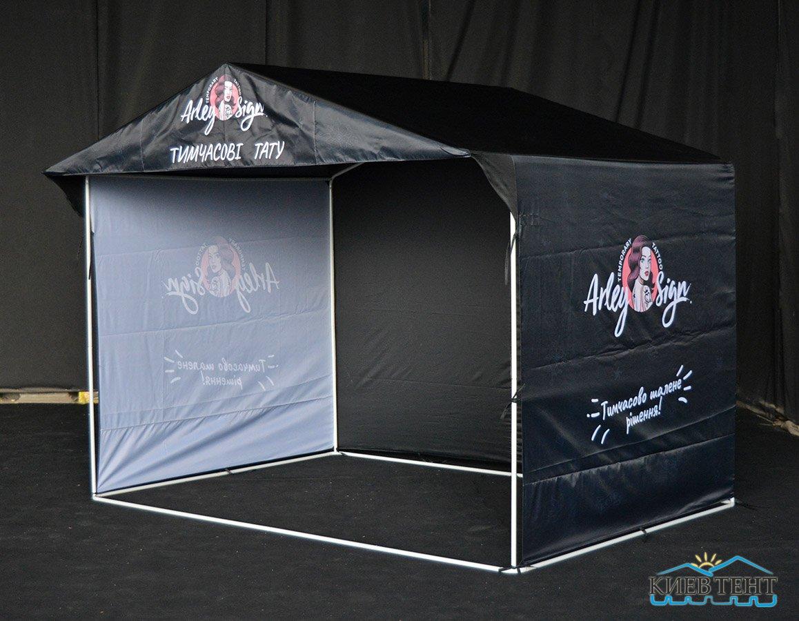 Палатка Временные тату, 3х2