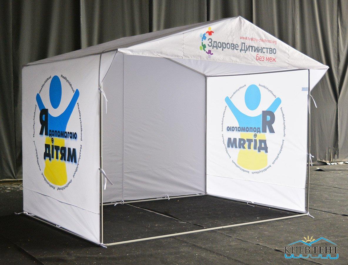 Палатка Здоровое детство, 3х2м