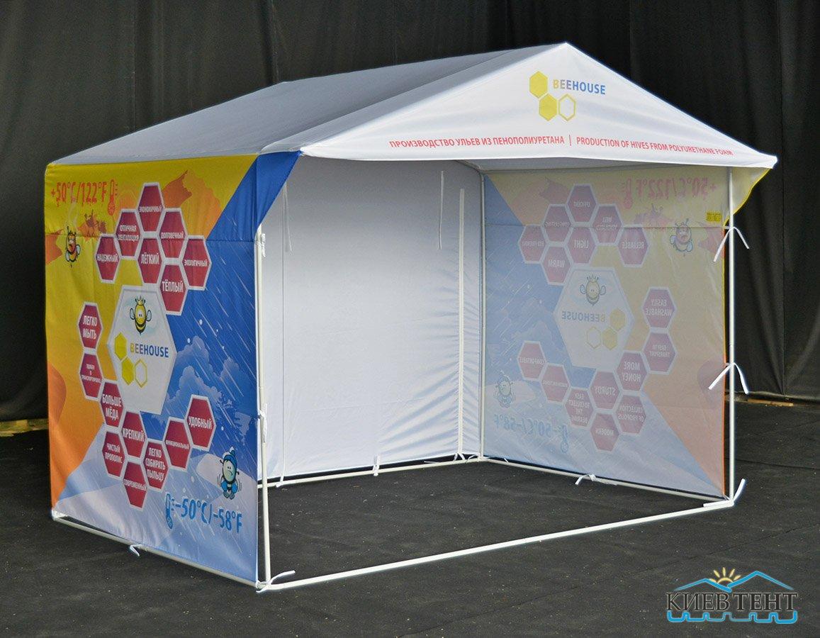 Палатка Пчелка, 3х2