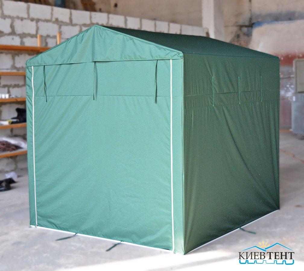 Палатка с молниями 2