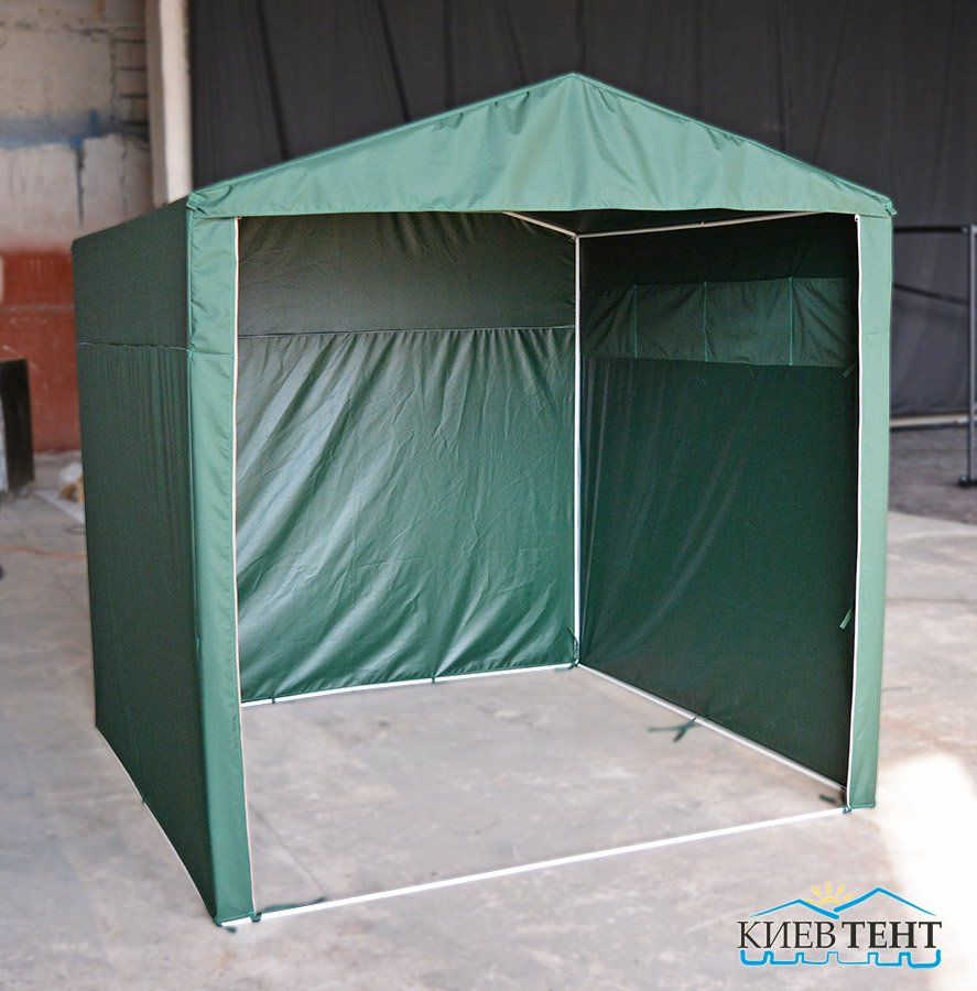 Палатка с молниями 1