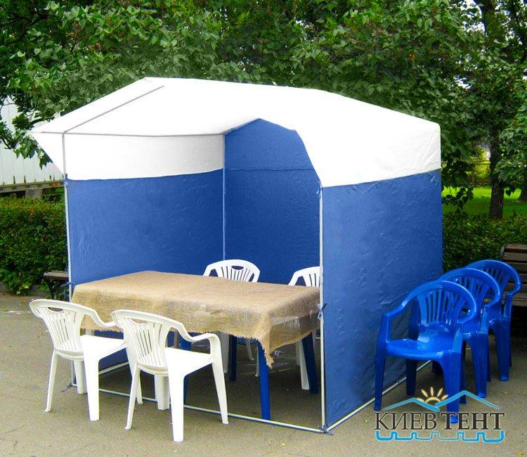 Палатки торговые 1.5х1.5м; 2х2м; 3х2м