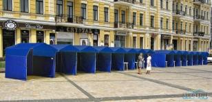Торговые палатки в прокат
