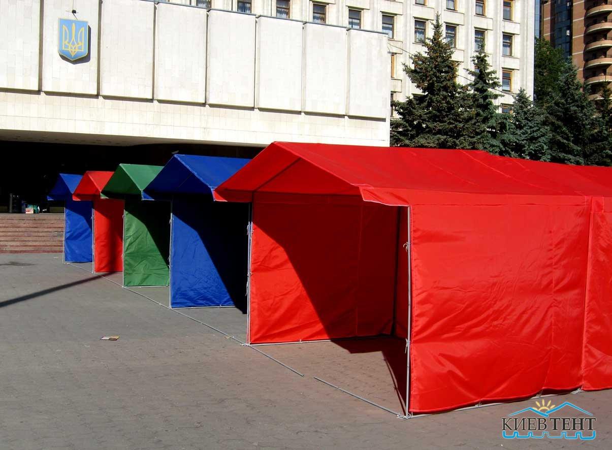 Палатки для аренды