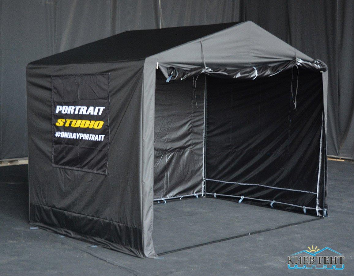 Палатка для киностудии, 2х2
