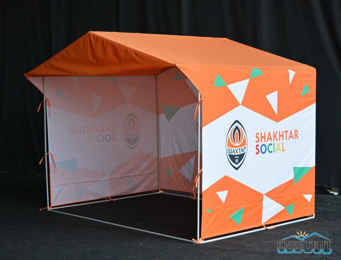 Палатка Шахтер, 2х3