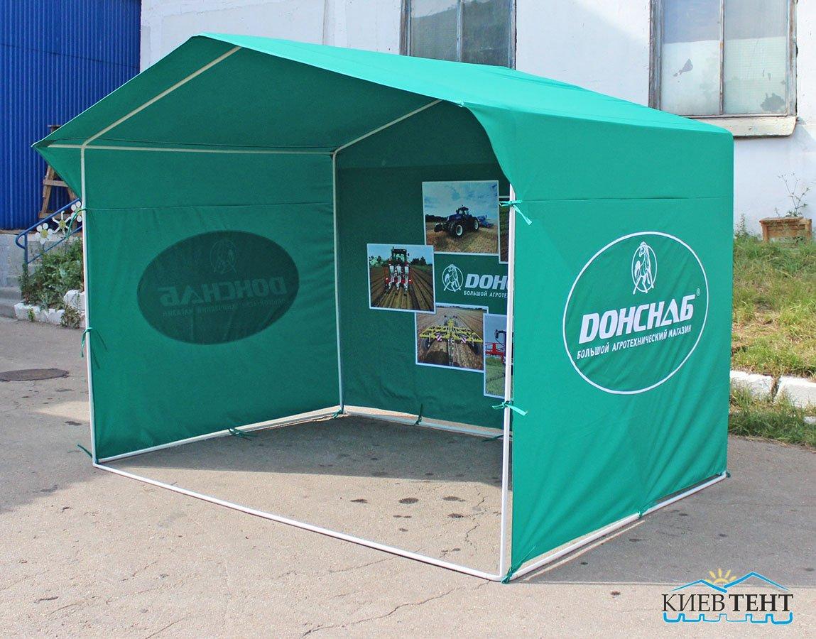 Палатка 3м х 2м, Донснаб