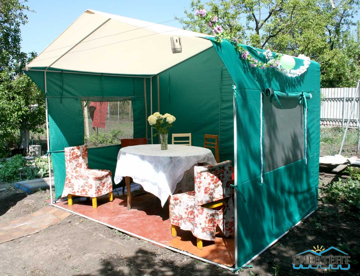 Палатка для дачи