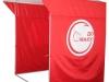 Торговая палатка с логотипом До смаку